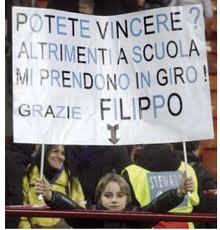 filippo bambino tifoso dell'Inter