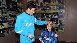 Bambino Filippo con Zanetti