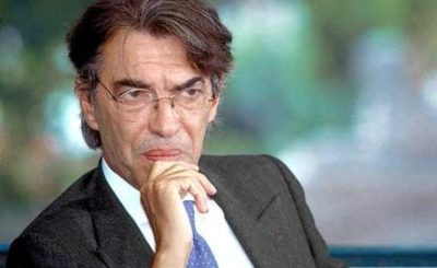 Moratti presidente