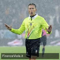 L'arbitro Valeri