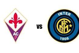 Formazioni ufficiali Fiorentina-Inter