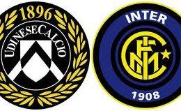 Formazioni ufficiali Udinese-Inter