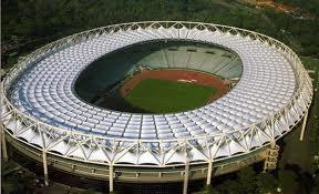 L'olimpico dall'alto