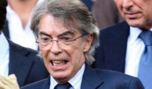 In che direzione va l'ira di Moratti?
