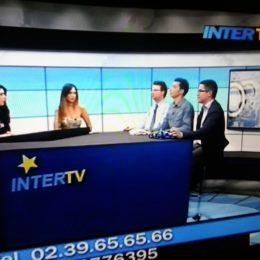 Una bella serata ad InterTv