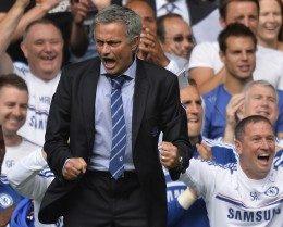 Mou, ritorno trionfale a Stamford Bridge