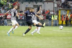 Icardi gol inter-juve 1-1