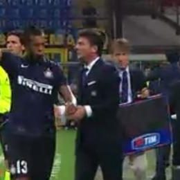 Guarin: Voglio bene ai tifosi dell'Inter