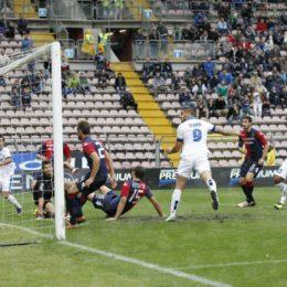 Inter raggiunta nel finale
