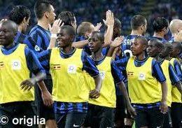 Cori razzisti, chiusa la curva dell'Inter
