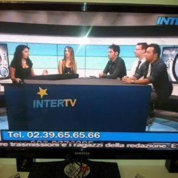 Calciointer.net ospite di Intertv