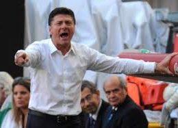 Mazzarri: La Fiorentina rigioca lunedì, noi domani, ci vuole più attenzione