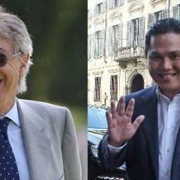 """Moratti: """"Con Thohir accordo forse tra un mese"""""""