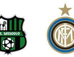 Formazioni ufficiali Sassuolo-Inter