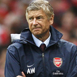 Wenger, the manager