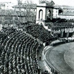 La vecchia casa dell'Inter, l'Arena