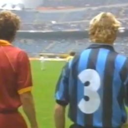 Inter-Roma amarcord, Brehme
