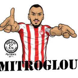 Mercato Inter, per Mitroglou c'è anche il Dortmund