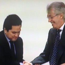 Thohir è il nuovo presidente dell'Inter, il saluto commosso di Moratti
