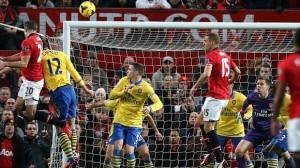 Van Persie gol all'arsenal
