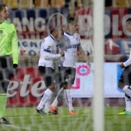 Inter mangia-gol non va oltre il pari a Bologna