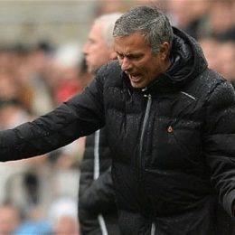 Mourinho furioso coi suoi