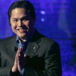 Grazie presidente Thohir!