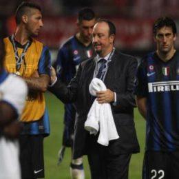 Benitez, l'Inter e quei strani infortuni..