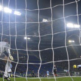 Lazio-Inter 1-0, spettacolo indecente