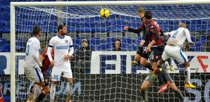 genoa-inter 1-0 gol