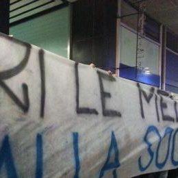 Branca e Fassone contestati prima di Inter-Catania