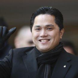 Thohir risponde alla Juve: Inter sempre leale