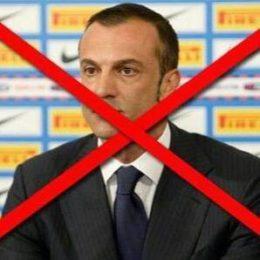 Ufficiale l'addio di Branca all'Inter