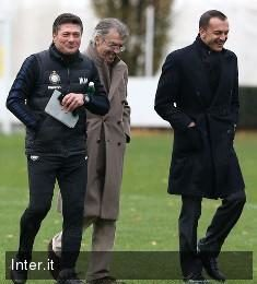 Come nasce l'Inter di Thohir