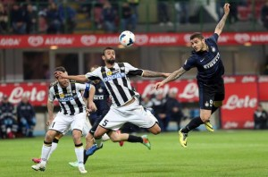 Soccer: Serie A; Inter - Udinese