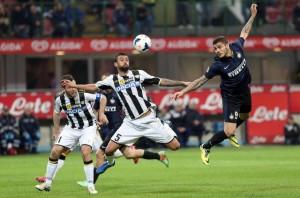 Soccer: Serie A; Inter - Udinese