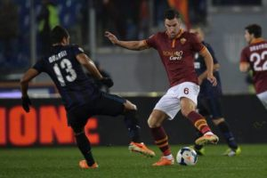 Soccer: Serie A; Roma-Inter