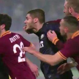 Roma-Inter, zero emozioni