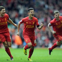 Coutinho re di Liverpool