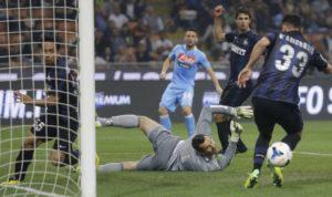 Pf e convocati Napoli-Inter