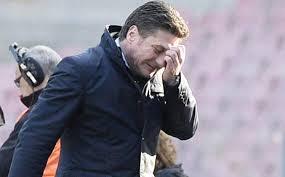 mazzarri piange 6