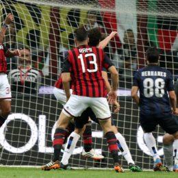 Derby orrendo, vince il Milan e riapre il discorso EL