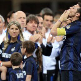 """Il saluto di Zanetti: """"Difenderò sempre l'Inter"""""""