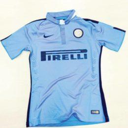 Svelata la terza maglia, ora siamo come il Napoli e la Lazio