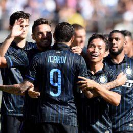 Real Madrid-Inter 3-4 dcr, Icardi decide dal dischetto