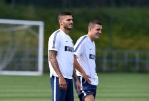 Torino-Inter, formazioni ufficiali, si comincia