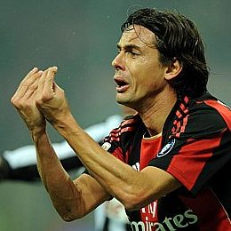 Anche Inzaghi entra nel club dei piangina