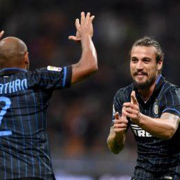Difesa e contropiede, l'Inter batte l'Atalanta 2-0