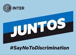 # Say no to discrimination of italian football players