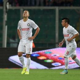 Kovacic salva Mazzarri, 1-1 a Palermo